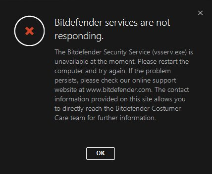 Bitdefender Ironically Stopped Working on Safer Internet Day