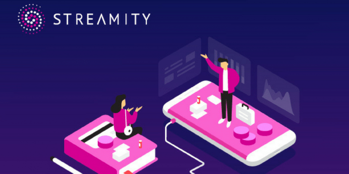 Streamity Banner
