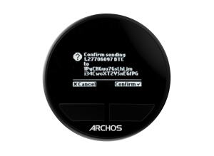 ARCHOS' Safe-T Mini Cryptocurrency Hardware Wallet Is Now Available to Pre-Order