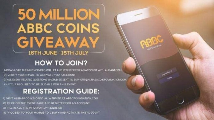ABBC Coin ico