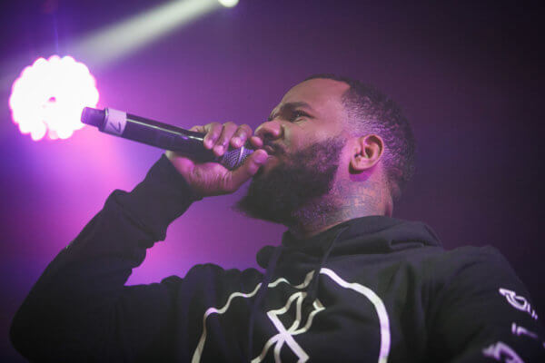 The Game has been named in a lawsuit over an ICO he hyped.