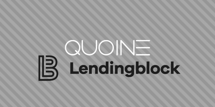 Lendingblock and QUOINE Announce Partnership for Blockchain Lending