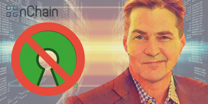 nChain's Key Generating Software Is Not Open Source