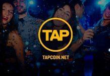 tapcoin ico news pr