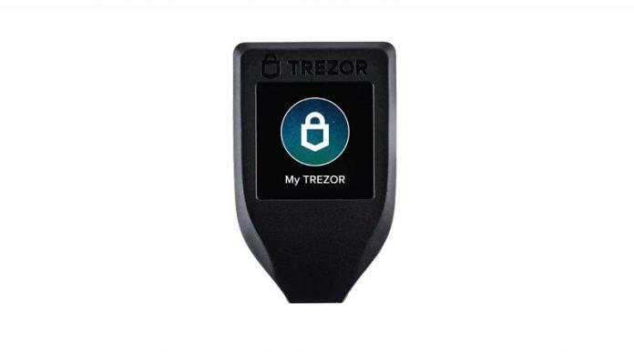 trezor t wallet review