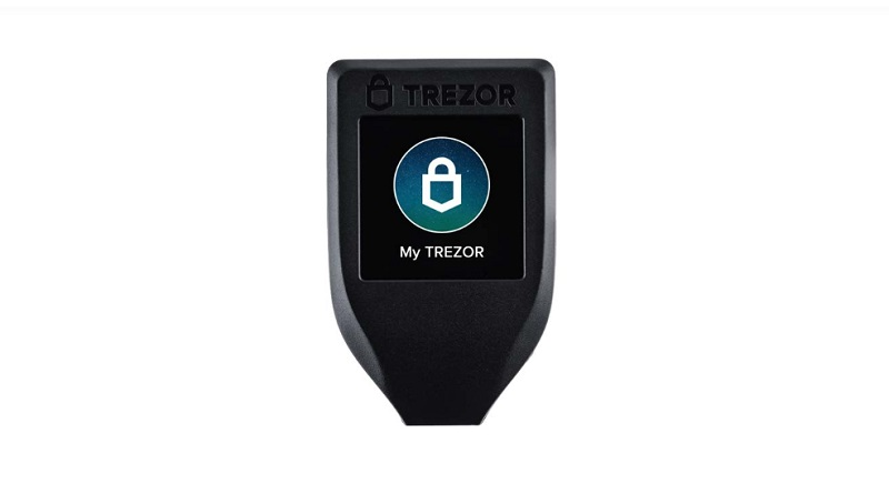 trezor t wallet review