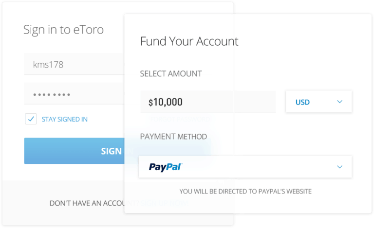 eToro Cryptocurrency Wallet Review