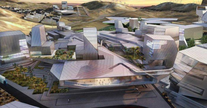 A Millionaire Is Building a Blockchain Utopia in the Nevada Desert