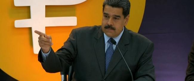 Venezuela's president Maduro