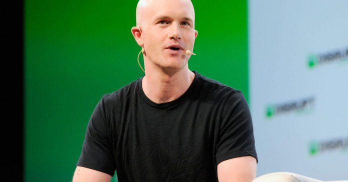 Coinbase CEO is first crypto billionaire to pledge to give away fortune