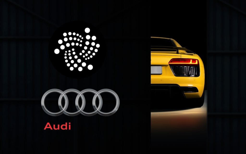 IOTA Discusses Its Collaboration With AUDI, Explaining The Positive Results
