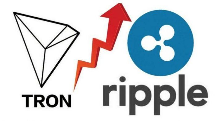 The new wave Of Digital Freedom is coming from Two Coins: Ripple's XRP and Tron (TRX)
