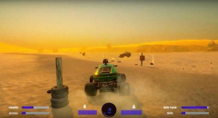 Watch Lambos Battle for Crypto in This 'War Riders' Gameplay Trailer