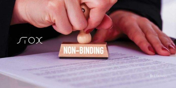Stox Responds To Investor Lawsuit By Arguing White Paper Is Not Binding