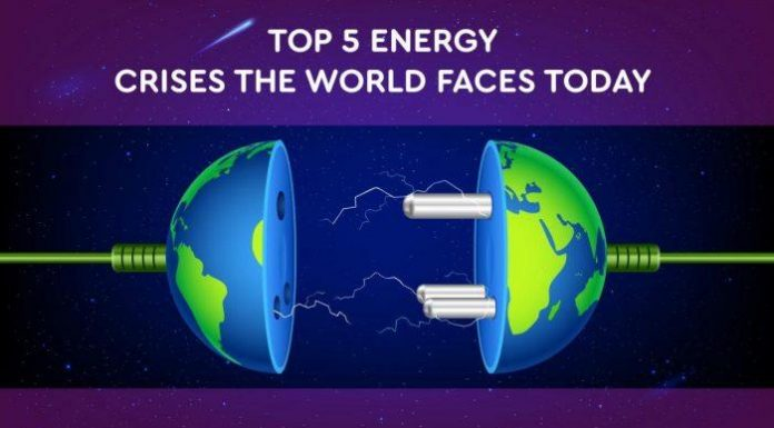 Top 5 Energy Crises the World Is Facing Today