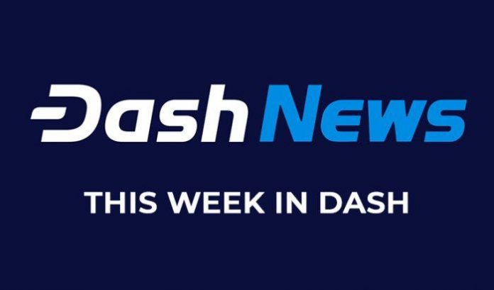 This Week in Dash: March 25th - March 30th