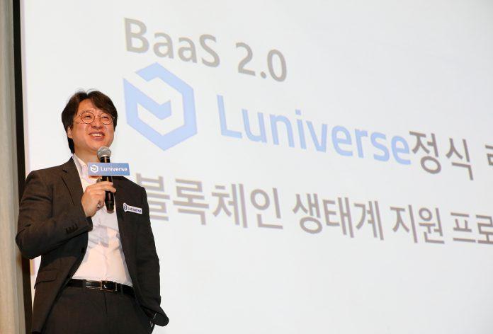 Image: Lambda256 CEO Jae-hyun Park