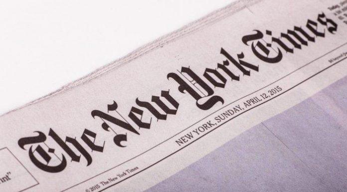 New York Times Posts Blockchain Job