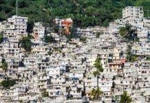 A Favela in Haiti