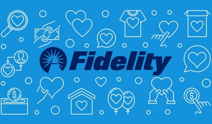 Fidelity Receives Over $100 Million USD In Cyptocurrency Donations for Charity