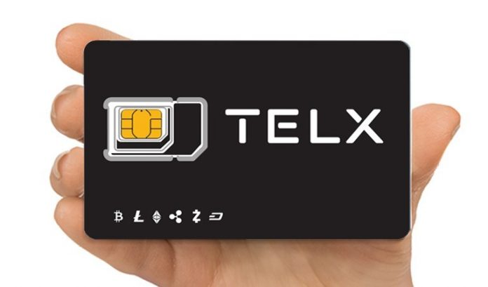 Telx SIM Card Wallet Adds Dash Enabling Direct In-SMS Transactions