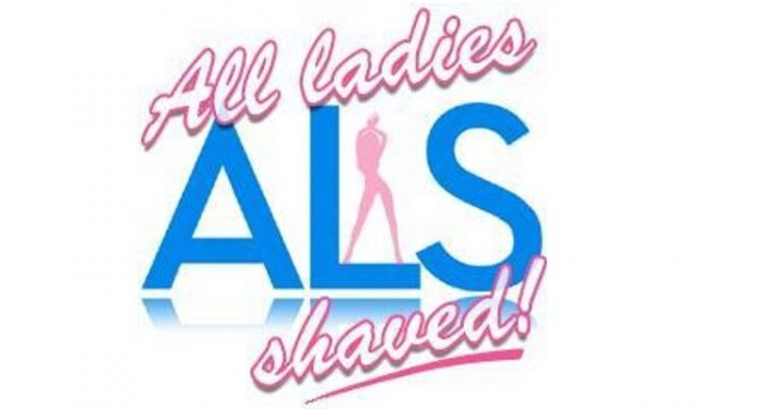 all ladies shaved logo