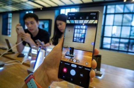 Samsung Introduces Blockchain-Friendly Phone