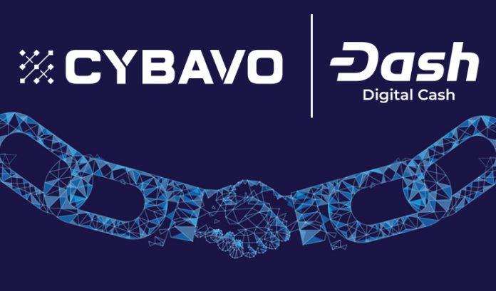 CYBAVO Enterprise-Level Cryptocurrency Wallet Integrates Dash