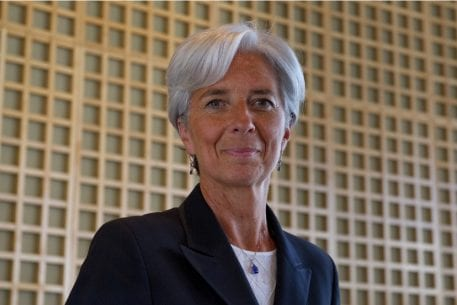 Lagarde: Finance Should Be More Open To Crypto