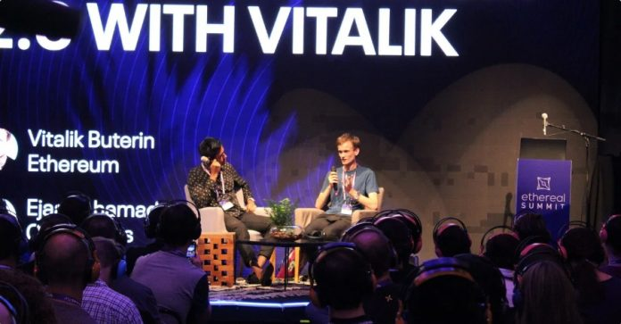 Vitalik Buterin on privacy, DeFi and Ethereum 2.0