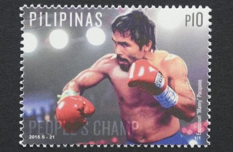 'Celebrity Crypto' Launched By Philippine Boxer