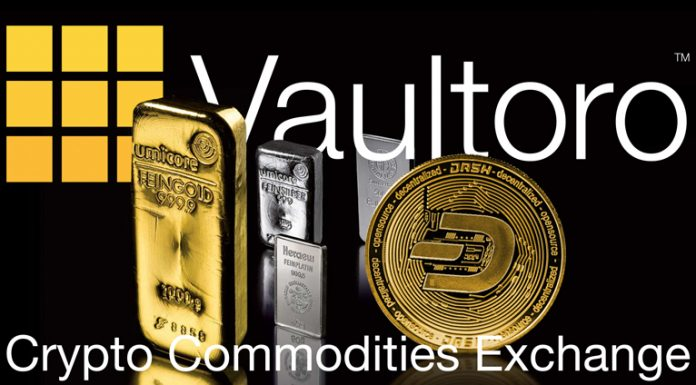 Vaultoro Integrates Dash, Relaunches Gold-to-Cryptocurrency Trading Platform