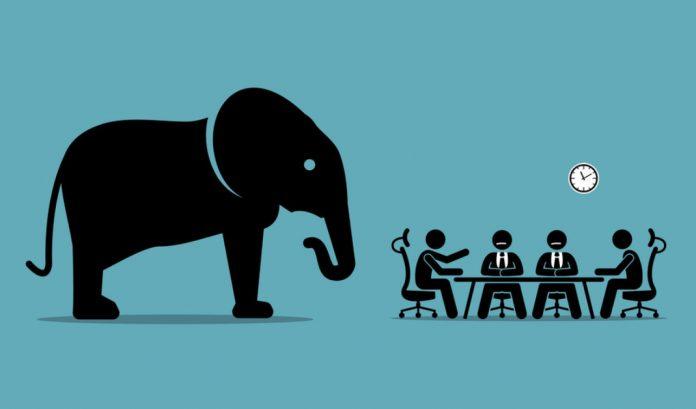 Bitcoin's Three Biggest Elephants in the Room