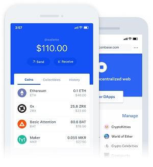 Coinbase Crypto Wallet Exchange