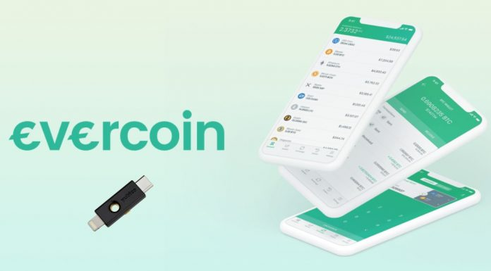 Evercoin launches next version of mobile cryptocurrency hardware wallet