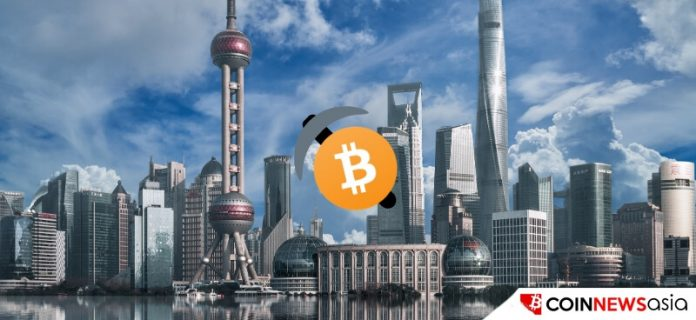 China Continues to Control Bitcoin Mining Global Majority