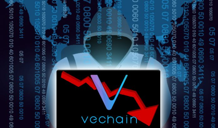 VeChain Foundation Loses 2% of Coin's Entire Supply in Hack