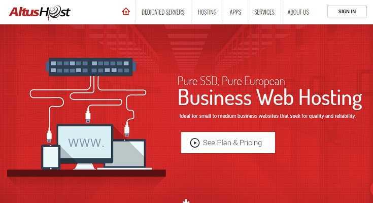 altushost web hosting