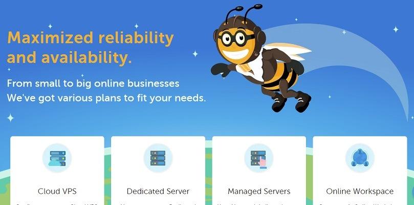 snel web hosting