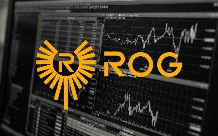 WaykiChain ROG logo