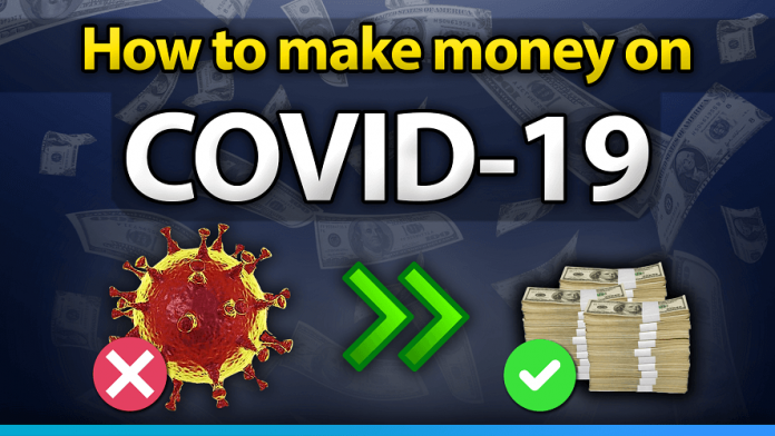 make money from covid