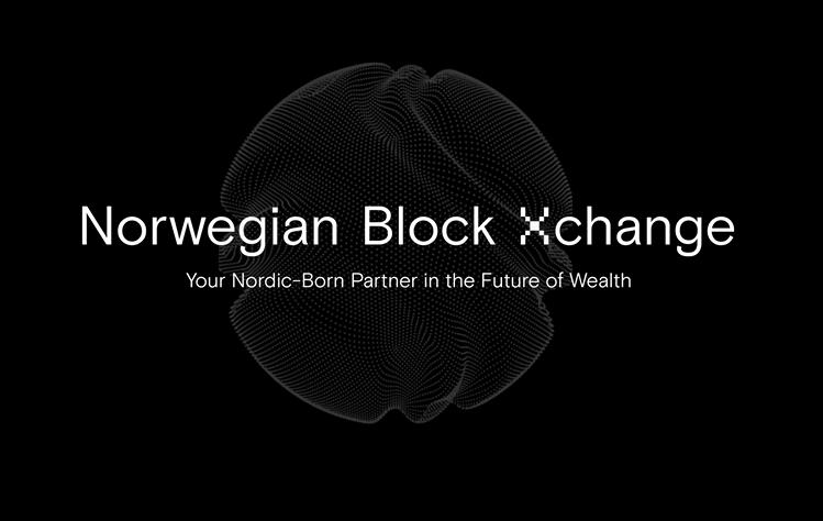 Norwegian Block Exchange Logo
