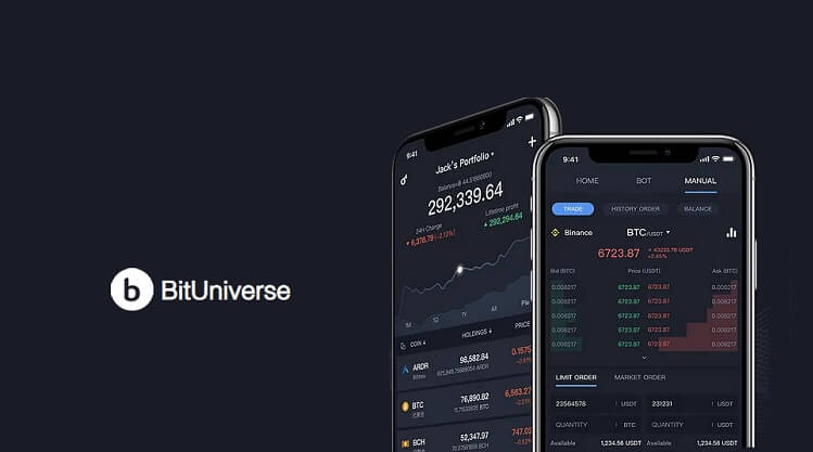 BitUniverse - Best Crypto Trading Bot FREE!