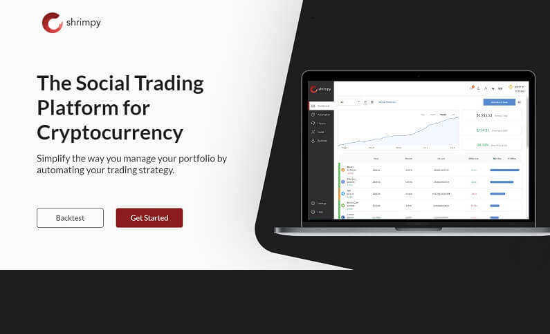Shrimpy The social trading platform for cryptocurrency