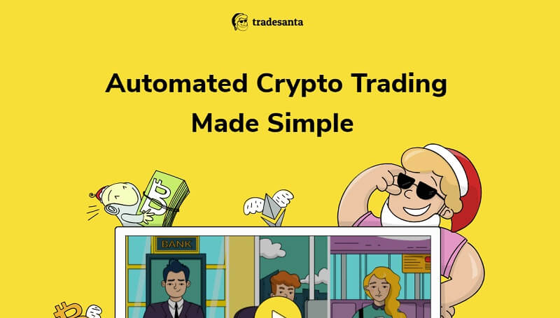TradeSanta - Automated Crypto Trading Made Simple