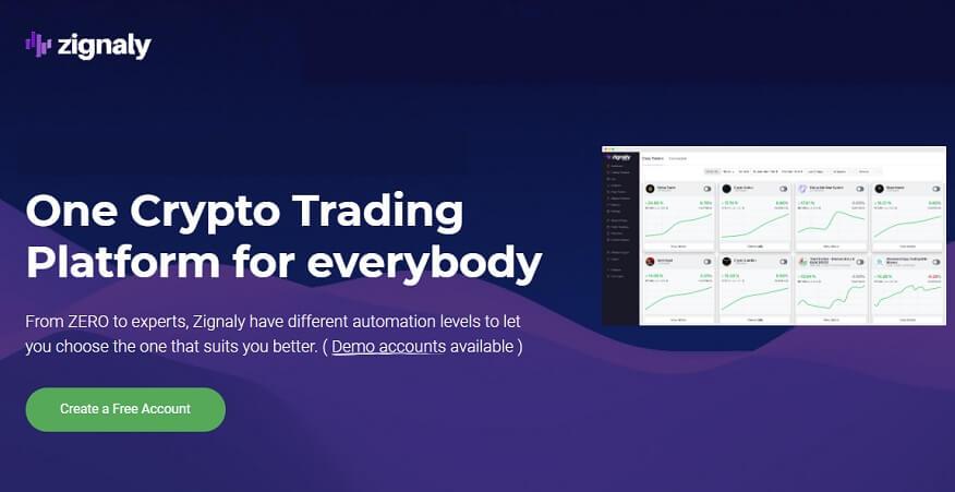 Zignaly — One Crypto Trading Platform for everybody