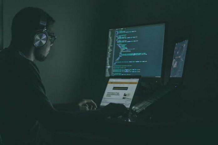 Hacker works