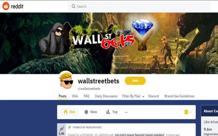WallStreetBets switches to cryptominers