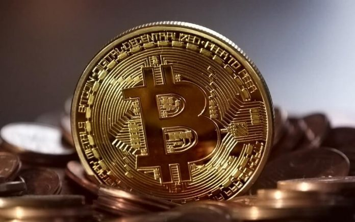 Bitcoin touches $1 trillion for the second time