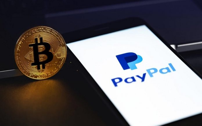 PayPal buys crypto firm